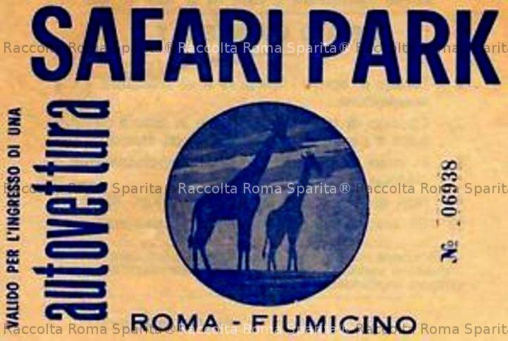Biglietto Safari Park
