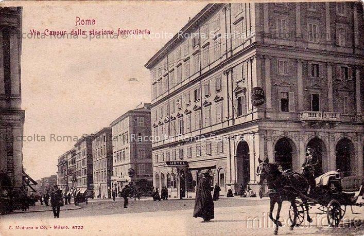 Roma Hotel Via Cavour