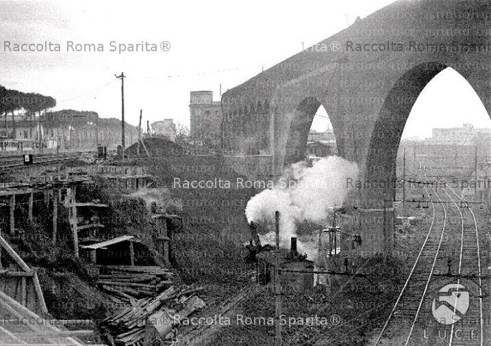 Roma sparita via casilina vecchia for Paoletti arredamenti via casilina