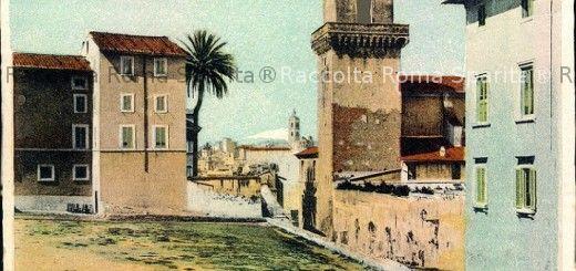 Piazza San Pietro in Vincoli
