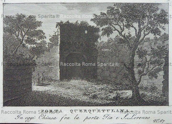 Porta Querquetulana