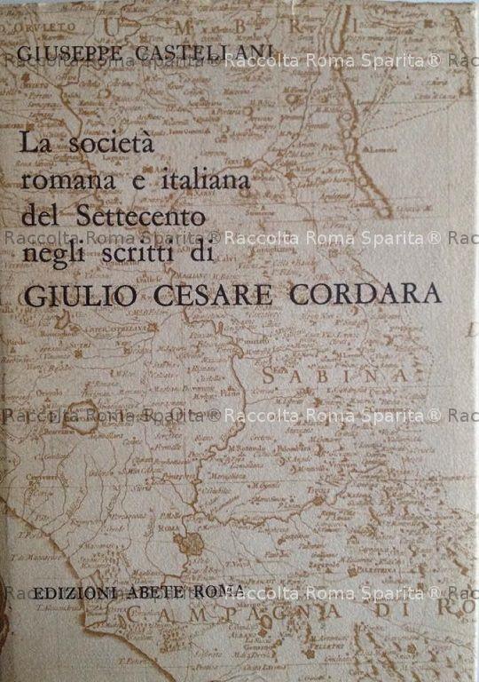 """La società romana"""