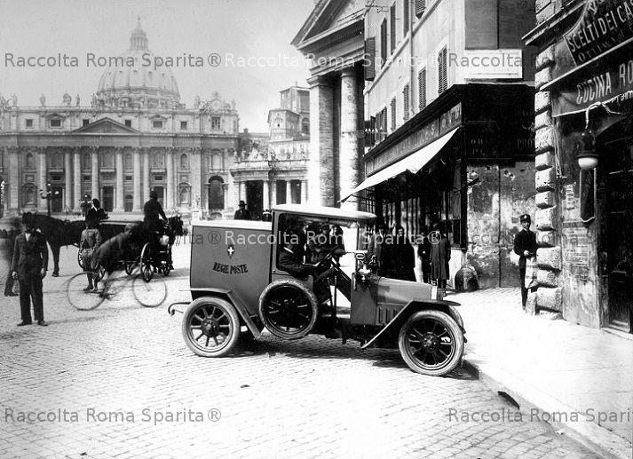Piazza Rusticucci