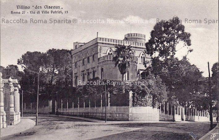 Via di Villa Patrizi