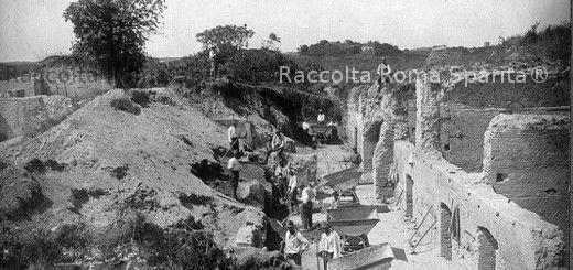 Ostia antica archives roma sparita foto storiche for Interno 1 ostia