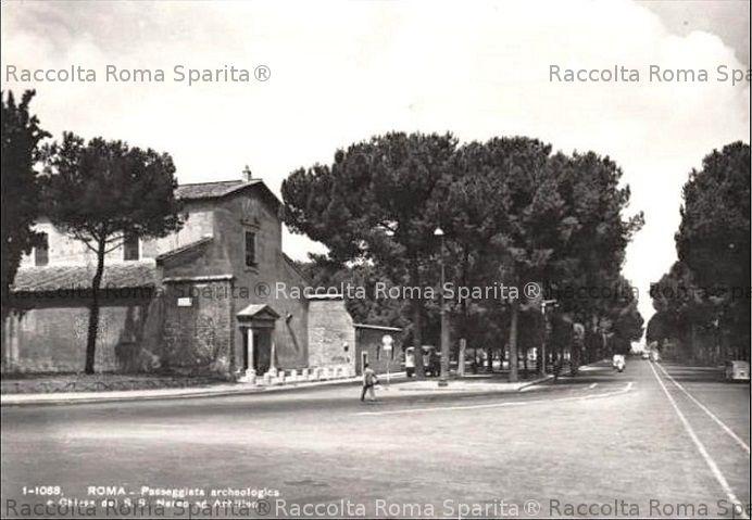 Via delle Terme di Caracalla