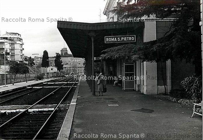 Stazione Roma San Pietro