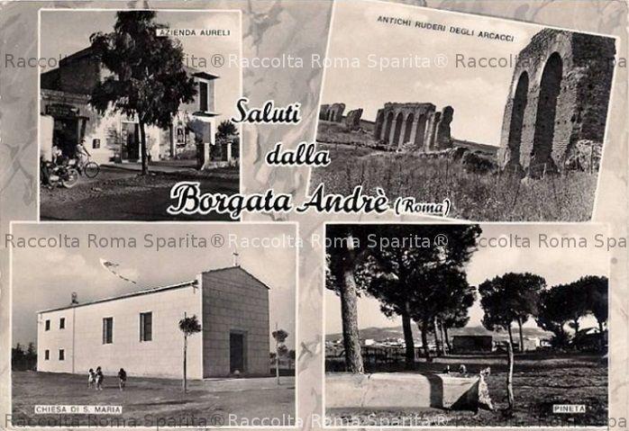 Borgata Andrè