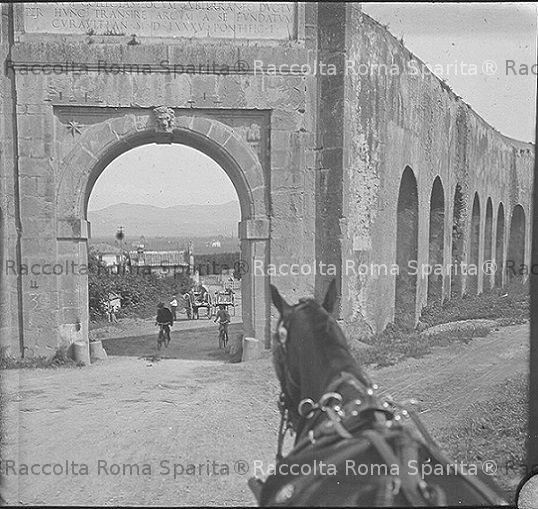 Roma sparita porta furba - Metro porta furba roma ...