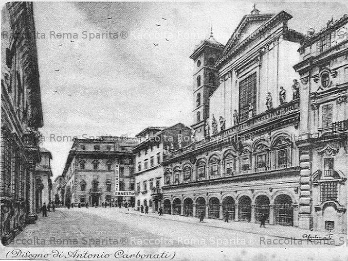 Piazza Santi Apostoli