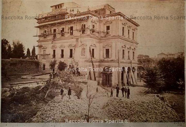 Villa Peretti Montalto