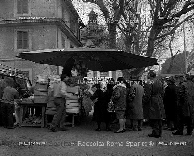 Roma sparita piazzale ponte milvio for Mercato ponte milvio