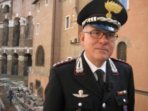 il colonnello Giancarlo Barbonetti