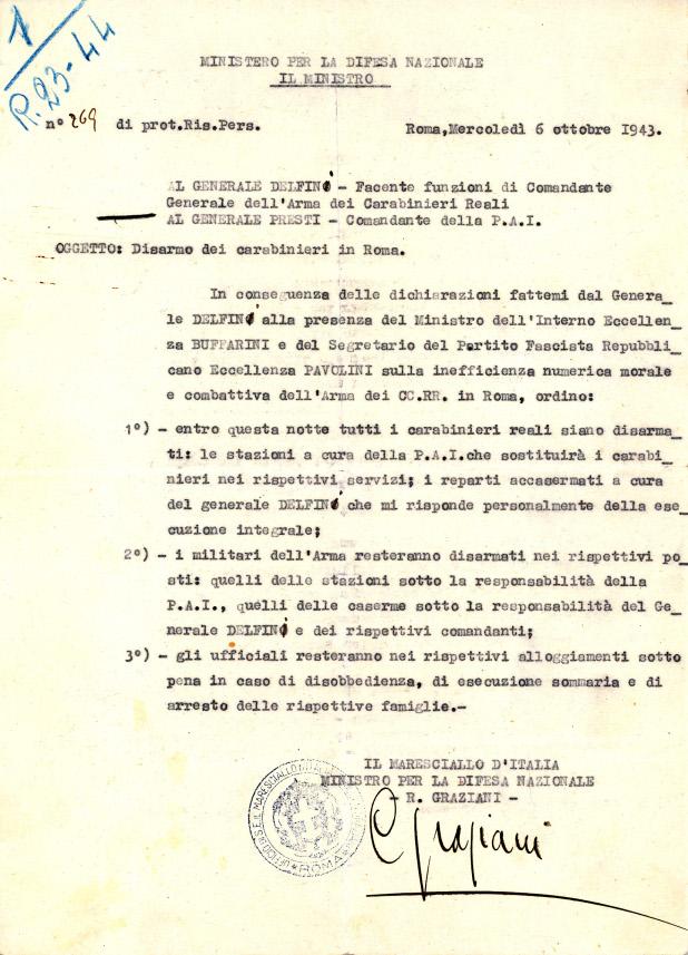 Ordine Graziani