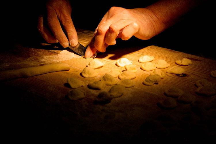 'Pasta fatta a casa', foto di Paola Papadia