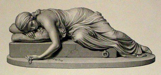 H.G. Hosmer: Beatrice Cenci