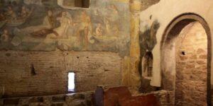 Le case romane al Celio