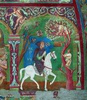 Santi Quattro Coronati - Aula gotica