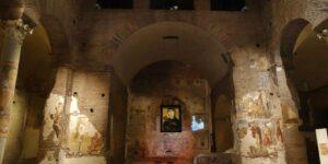 Santa Maria Antiqua, la Rampa Imperiale e l'Oratorio dei quaranta martiri