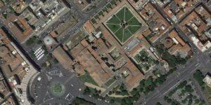 Sulle tracce delle più grandi terme del mondo: Le terme di Diocleziano