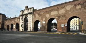 Lungo le Mura – Terzo Tratto: Da Porta Maggiore a Porta San Giovanni