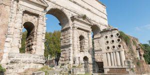 Lungo le Mura – Secondo tratto: da porta Tiburtina a Porta Maggiore