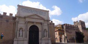 Lungo le Mura – Primo Tratto: da Porta Pia a Porta San Lorenzo