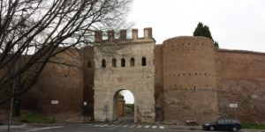 Lungo le Mura – Quinto tratto: da Porta Metronia a Porta Appia