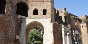 Lungo le mura – Nono tratto: da Porta Pinciana a Porta Pia