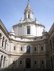 S. Ivo alla Sapienza